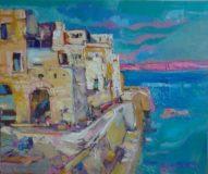Otranto-Włochy Pejzaż Południowy