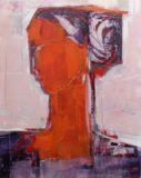 Portret pomarańczowy