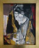 Portret (w złotej ramie)