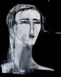 Portret srebrny